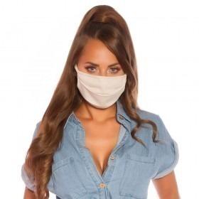 KouCla Reusable Face Mask - Beige