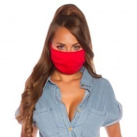 KouCla Reusable Face Mask - Red
