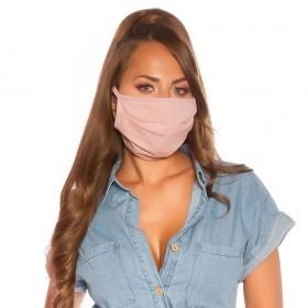 KouCla Reusable Face Mask - Light Pink