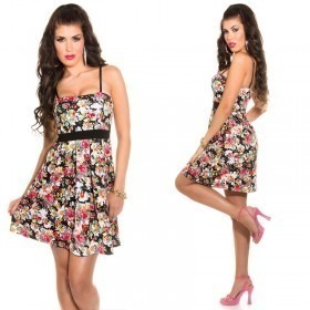 KouCla Floral Dress