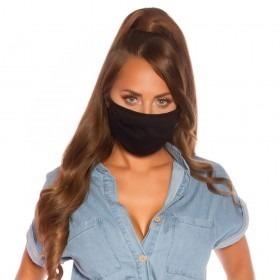 KouCla Reusable Face Mask - Black